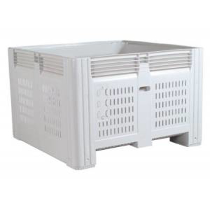 plastic-pallet-bins-vented-with-lid-option